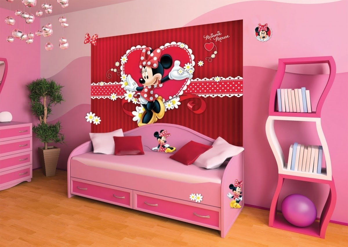 minnie mouse bedroom decor | minnie mouse bedroom decor dor toddler