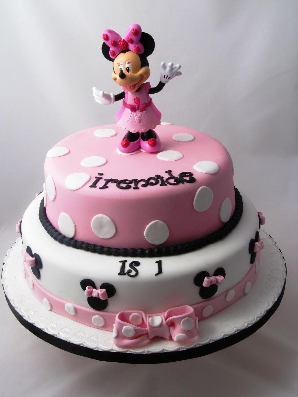 10 Ideal Minnie Mouse Birthday Cake Ideas minnie mouse birthday cakes ideas protoblogr design minnie mouse