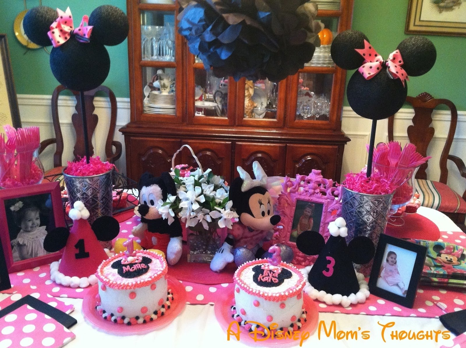 10 Trendy Minnie Mouse Table Decorations Ideas minnie mouse birthday ideas a disney moms thoughts 2020