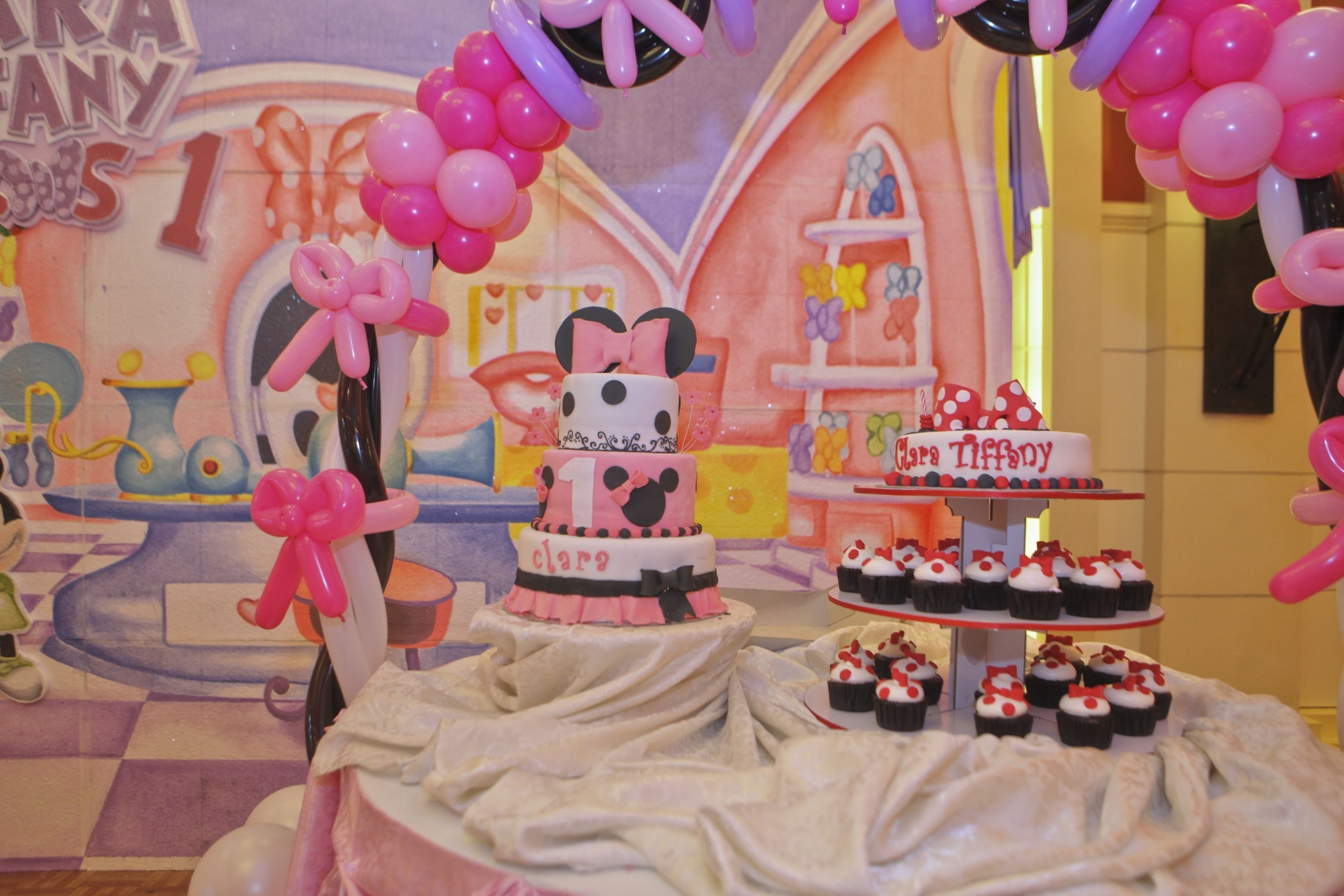 10 Wonderful Minnie Mouse Bowtique Party Ideas minnie mouse bow toons cake google search sawyers minnie 2020
