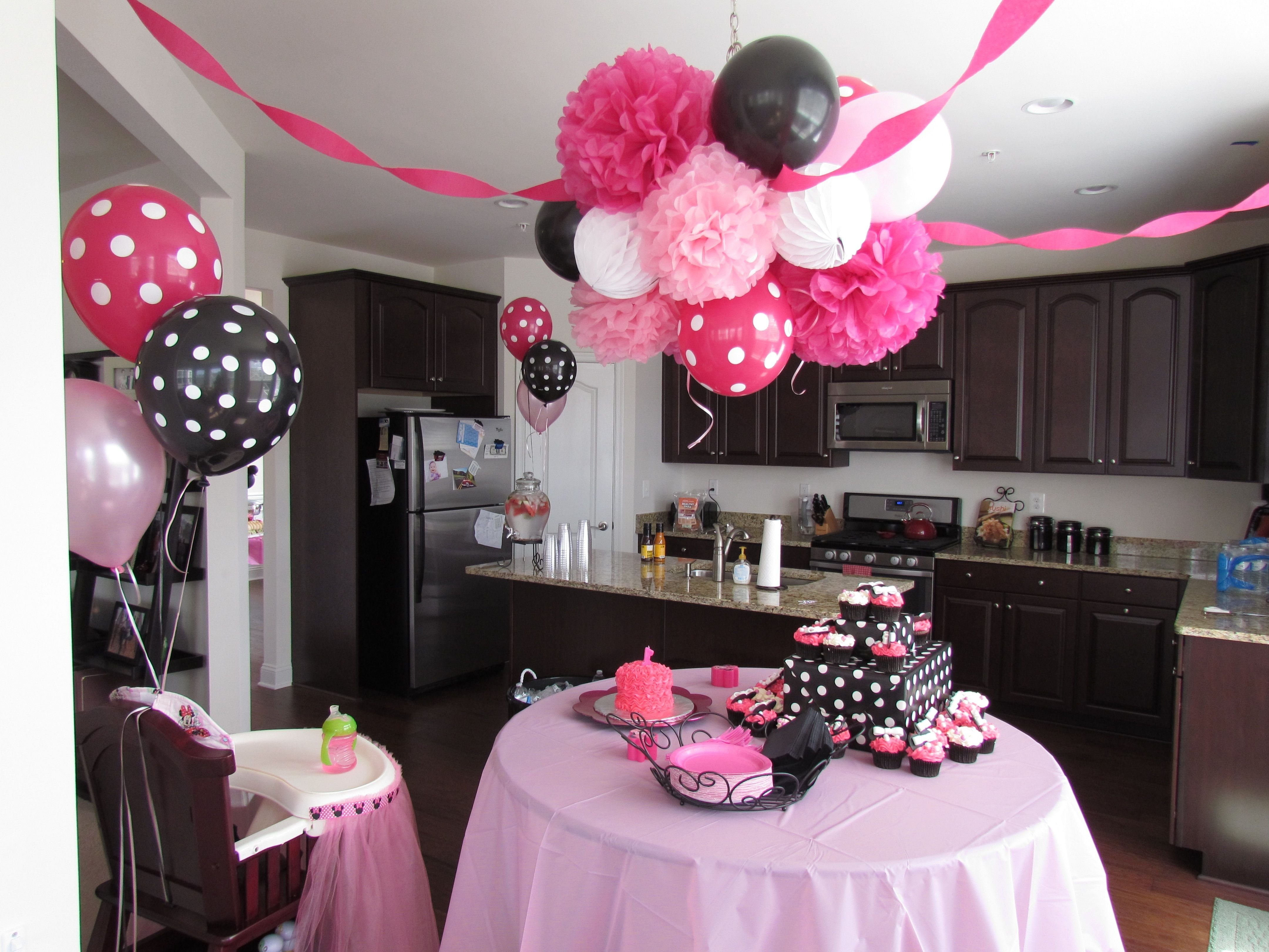 10 Ideal Minnie Mouse Party Ideas Pinterest minnie mouse decorations minnie mouse party pinterest minnie