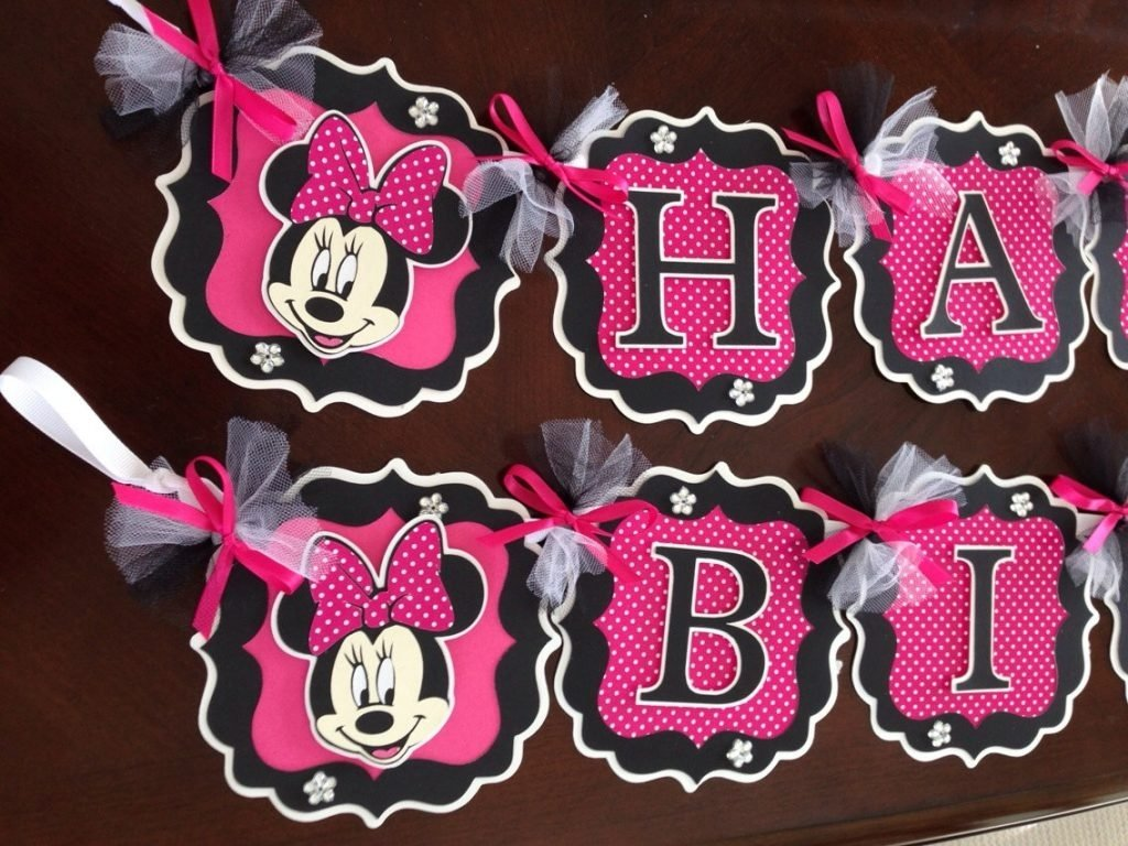 10 Fantastic Pink Minnie Mouse Party Ideas minnie mouse party ideas pink and black minnie mouse party ideas 2020