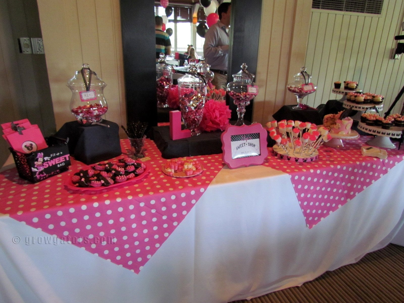 10 Trendy Minnie Mouse Table Decorations Ideas minnie mouse table decoration ideas a minnie mouse 1st birthday 2020