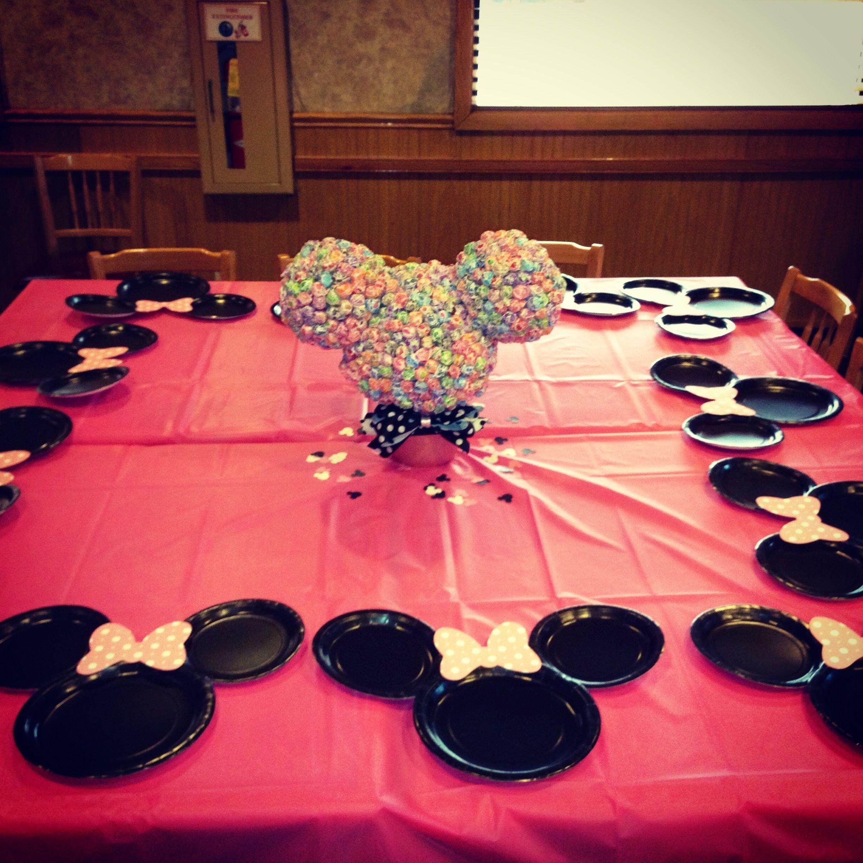 10 Trendy Minnie Mouse Table Decorations Ideas minnie mouse table decorations minnie mouse birthday pinterest 2020