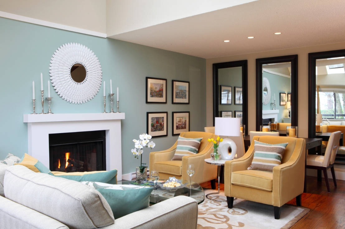 10 Fabulous Decorating Ideas For A Small Living Room mirror best small living room design ideas for homebnc living room 2021