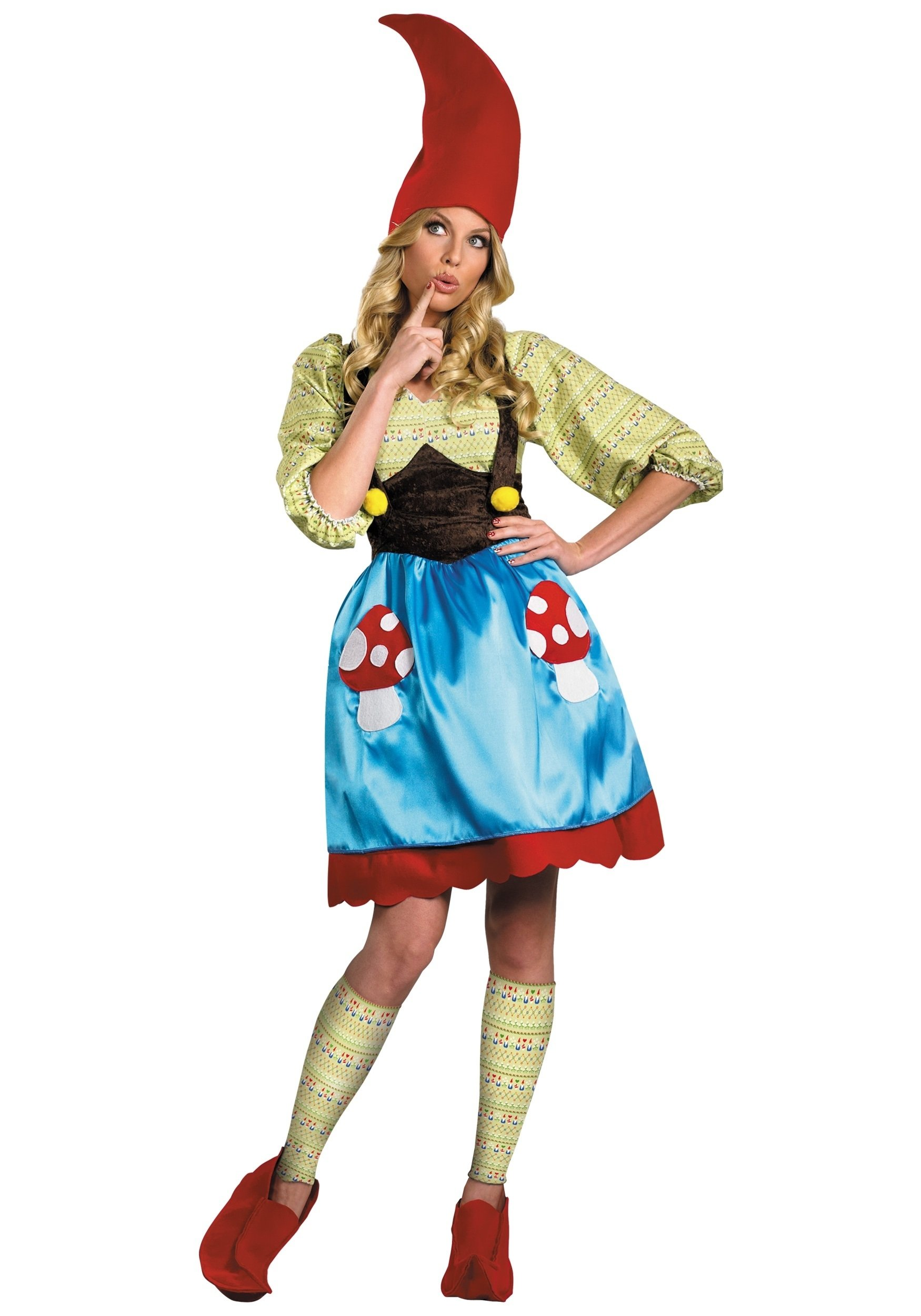 10 Famous Funny Costume Ideas For Women miss gnome costume funny halloween costume ideas women samorzady 2021