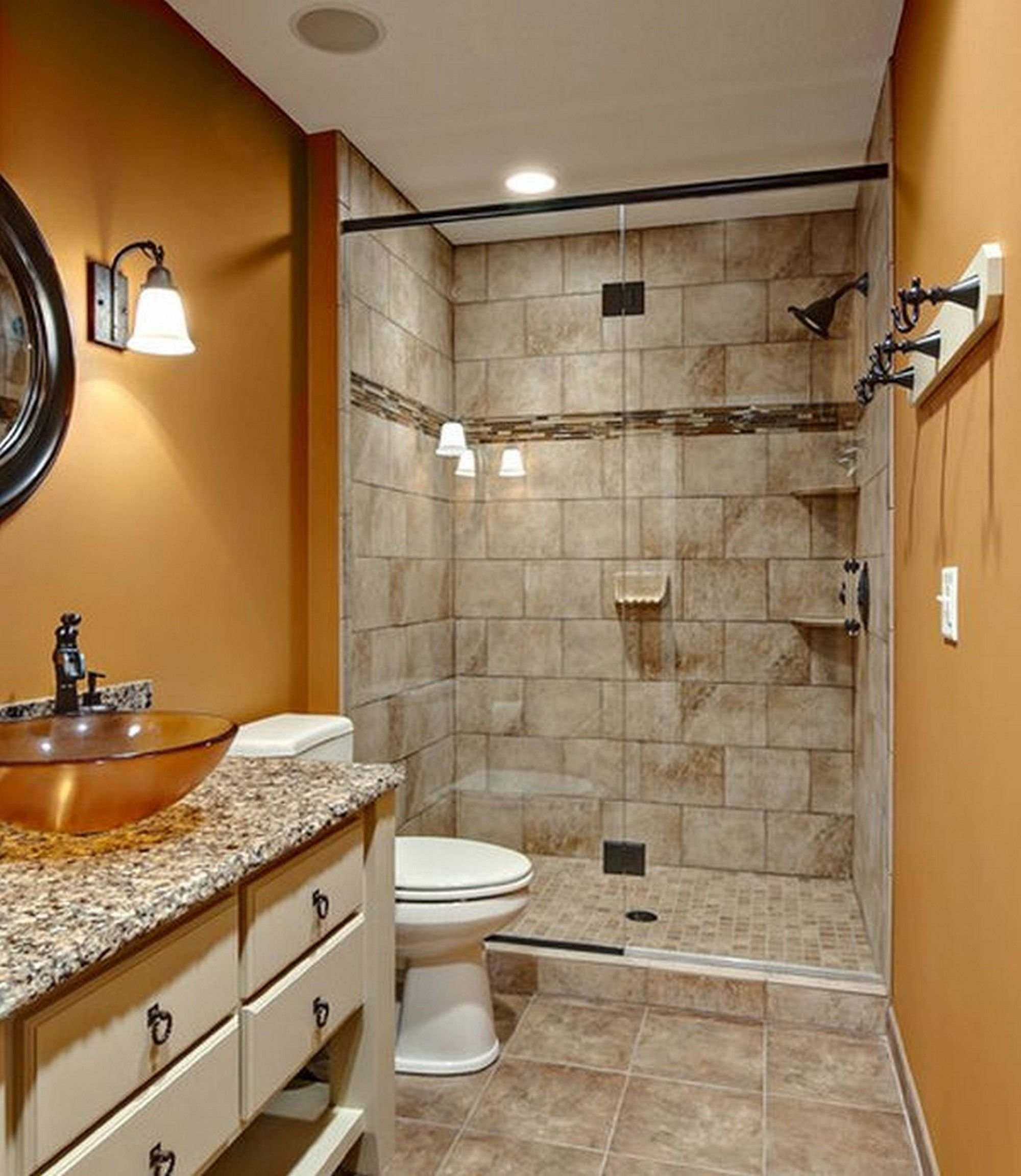 10 Attractive Walk In Shower Remodel Ideas modern bathroom design ideas with walk in shower bathroom designs 1 2020