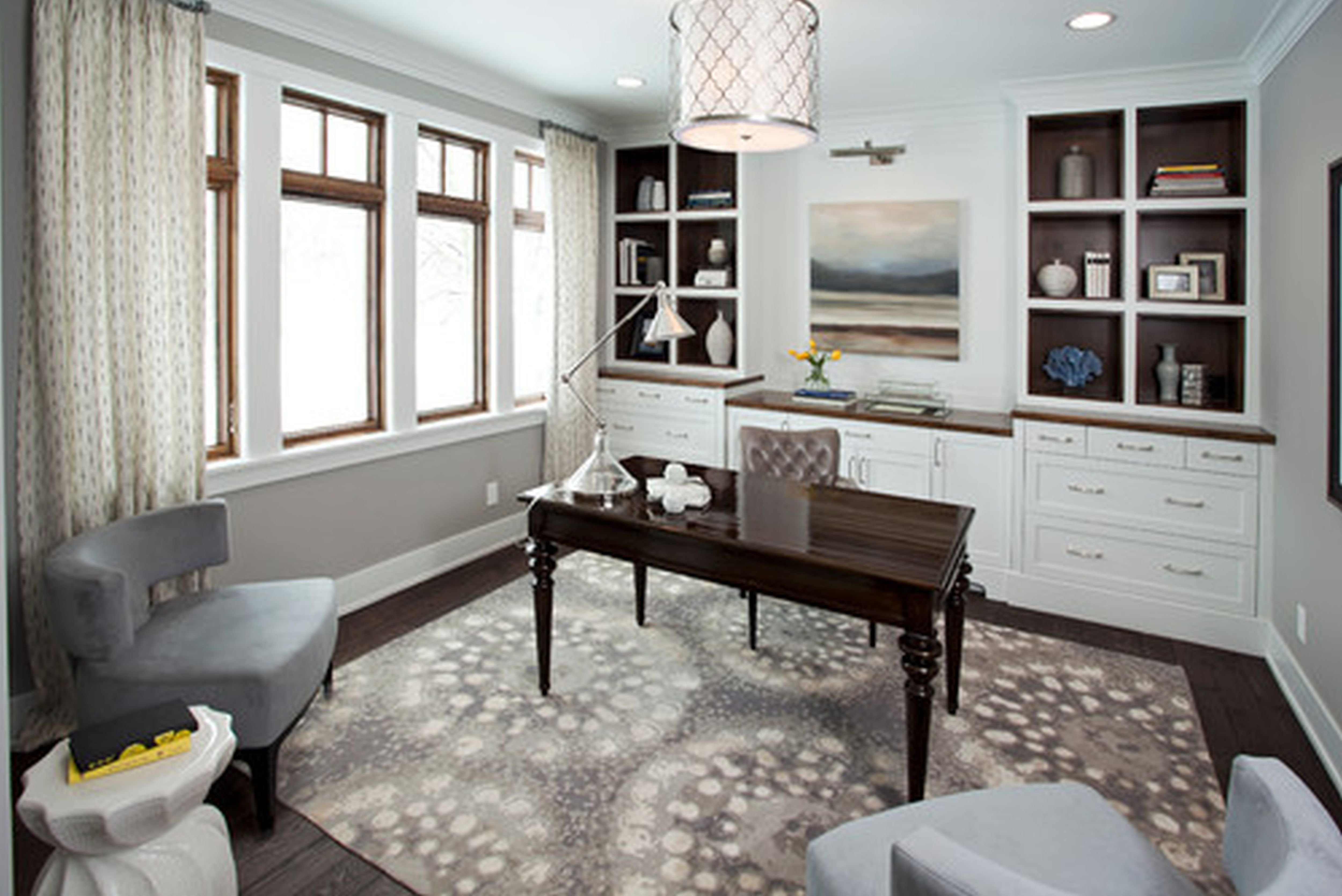 10 Best Decorating Ideas For Home Office modern home office decorating ideas luxury home office design 2020