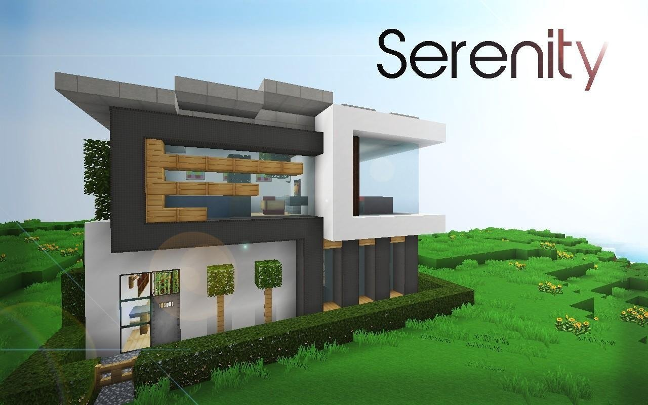 10 Most Popular House Ideas For Minecraft Pe modern house ideas mcpe mods apk download free books reference 2020