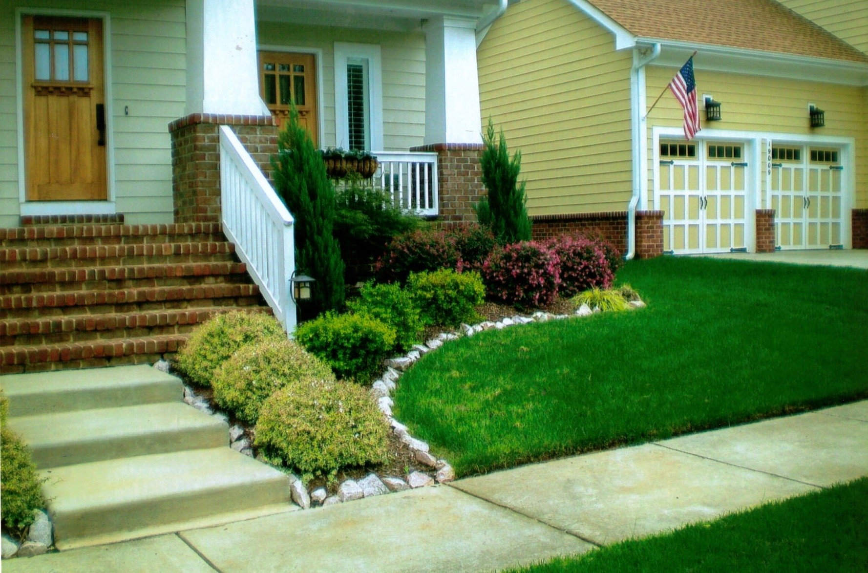 10 Elegant Simple Landscaping Ideas For Front Yards modern simple front yard landscaping ideas manitoba design easy 1 2020