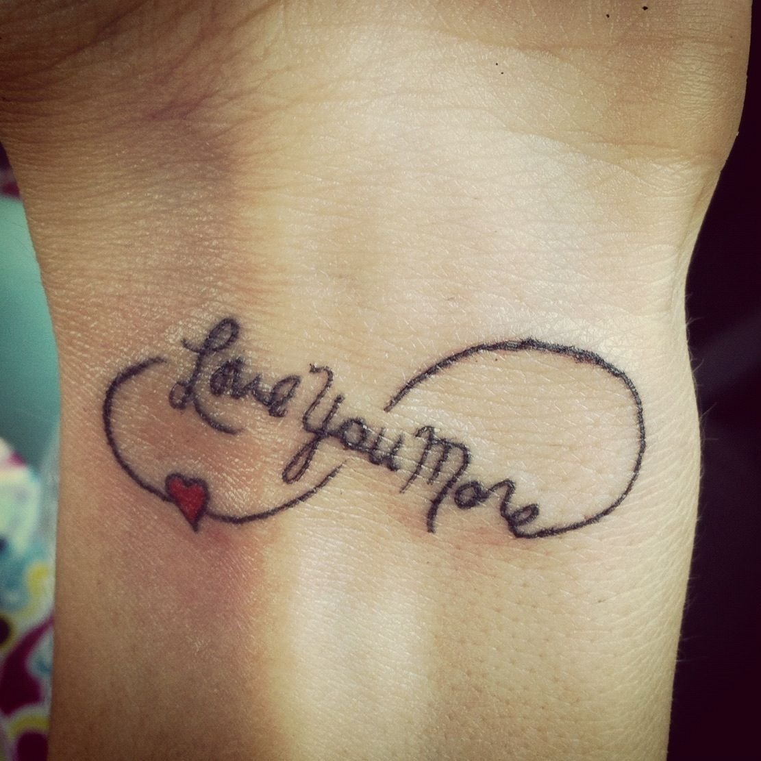 10 Attractive Cute Tattoo Ideas For Moms mom and daughter tattoos reminds me of me and my mom i always tell 1