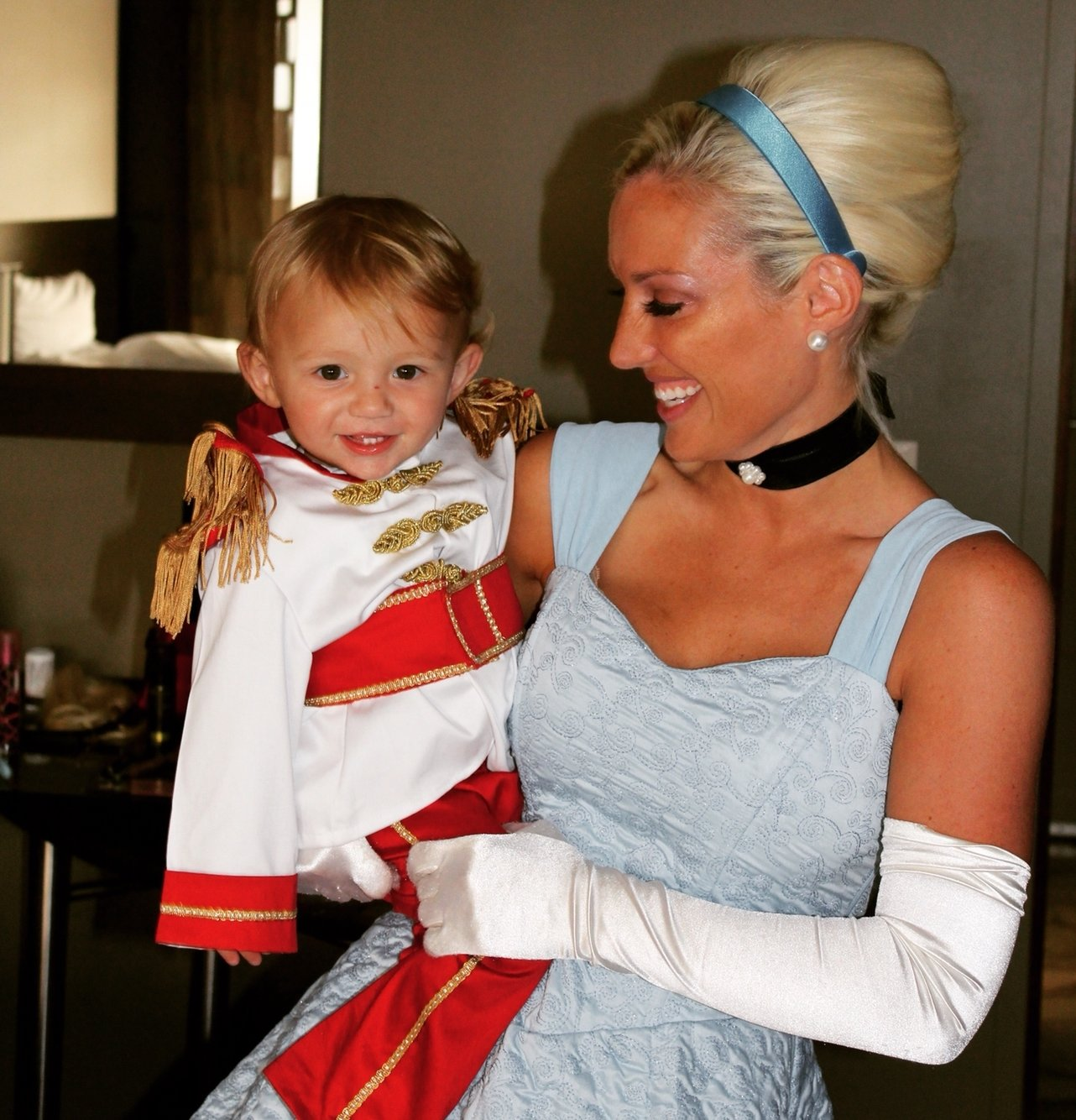 10 Stylish Halloween Costume Ideas For Moms mom and son disney halloween costumes matching cinderella and  sc 1 st  Unique Ideas 2018 & 10 Stylish Halloween Costume Ideas For Moms