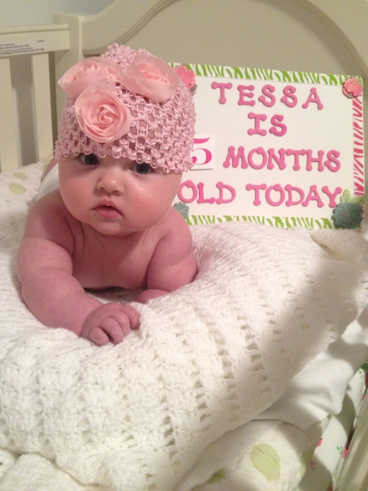 10 Attractive 4 Month Old Baby Picture Ideas mommy mia monologues baby monthly milestone and age board photos 2020