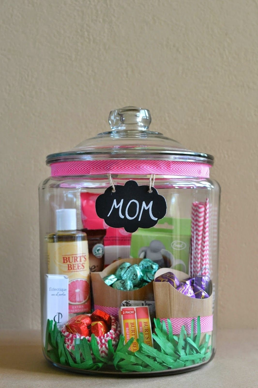 10 Best Cool Mothers Day Gift Ideas mommy testers mothers day homemade gift mothers day in a jar 2020