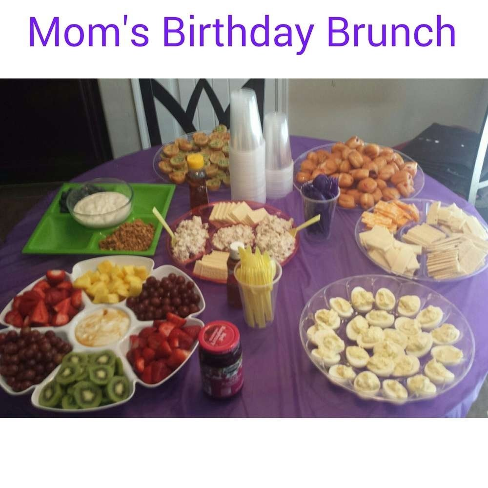 10 Best Ideas For 60Th Birthday Party For Mom moms 60th birthday brunch birthday party ideas photo 1 of 20 2020