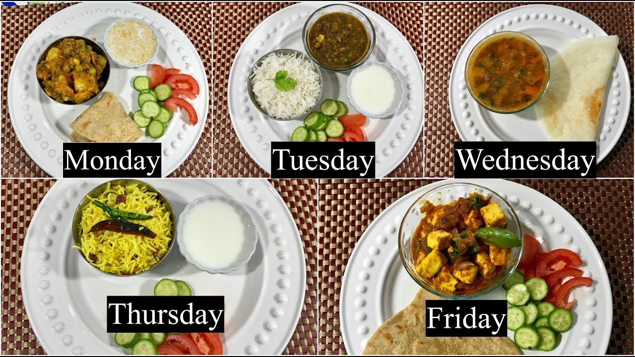 10 Elegant Simple Dinner Ideas For 1 monday to friday easy indian dinner recipes under 30 minutes part 1