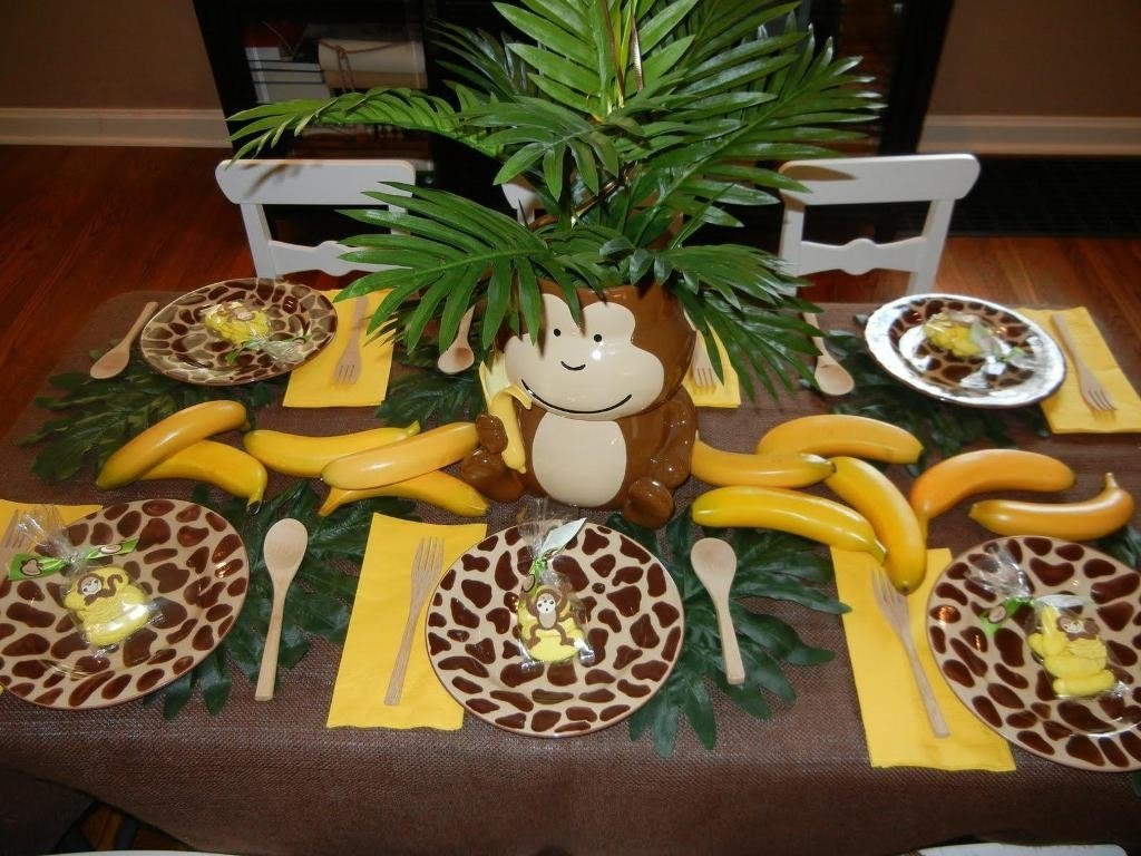 10 Most Popular Monkey Themed Baby Shower Ideas monkey ideas for baby shower e280a2 baby showers ideas 2020