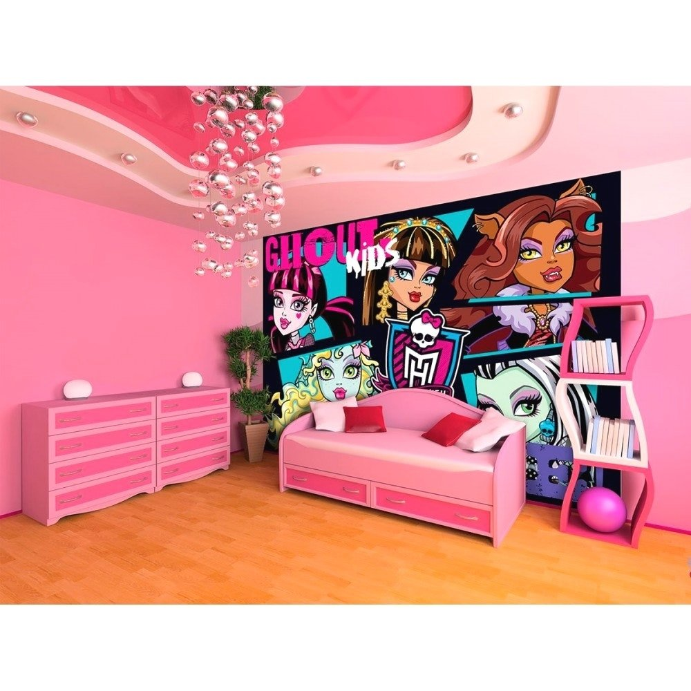 10 Trendy Monster High Bedroom Decorating Ideas monster high bedroom decorations best interior house paint www