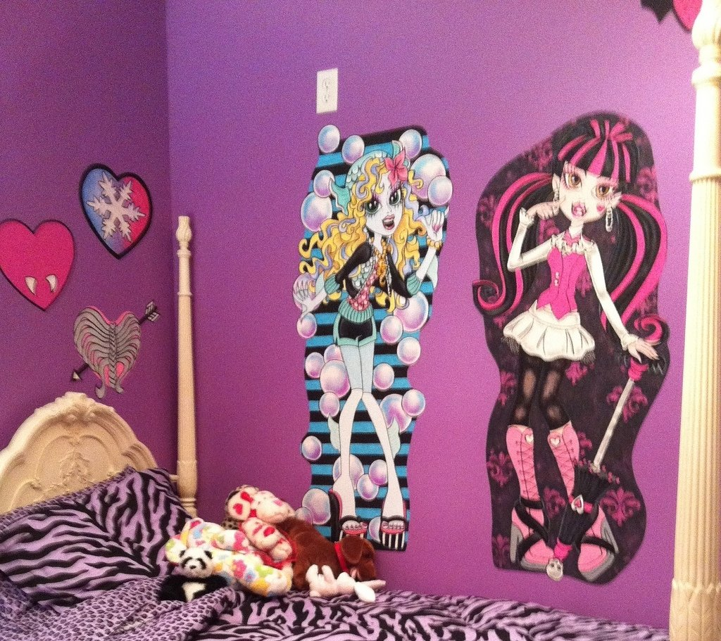10 Trendy Monster High Bedroom Decorating Ideas monster high bedroom decorations buyloxitane