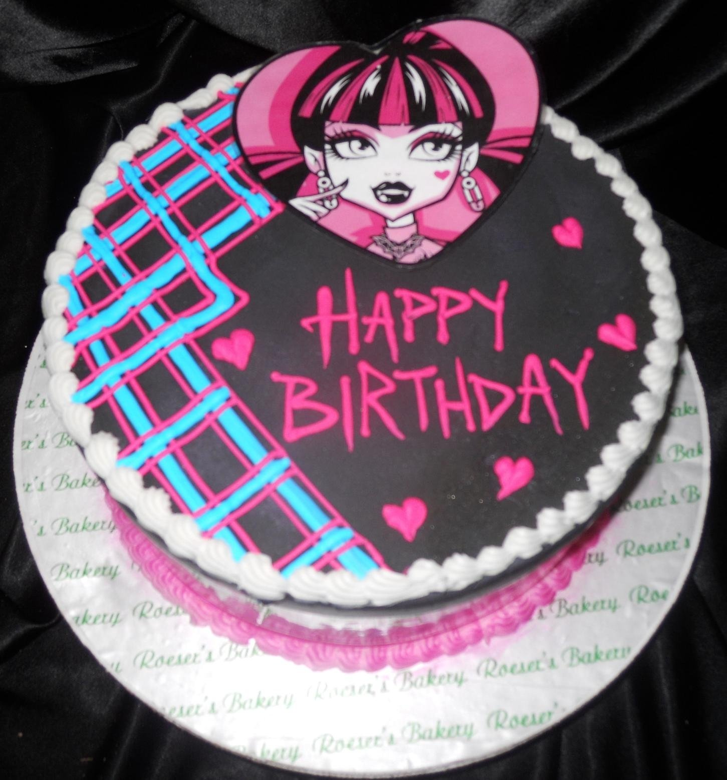 10 Lovable Monster High Birthday Cake Ideas monster high birthday cake kits criolla brithday wedding 2020