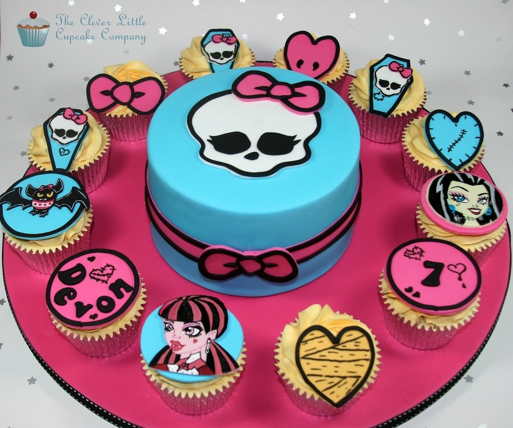 10 Lovable Monster High Birthday Cake Ideas monster high cake ideas birthday express 2020