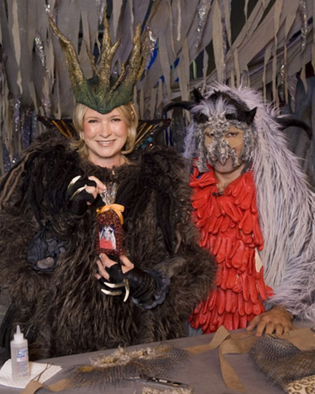 10 Amazing Martha Stewart Halloween Costume Ideas