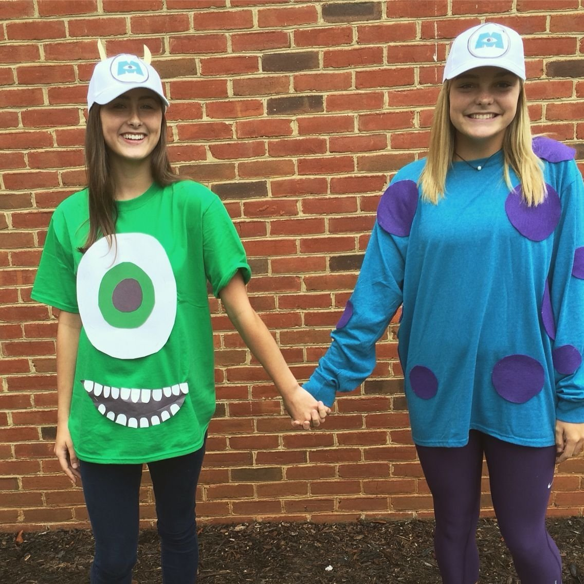 10 Cute Character Day Ideas For Girls monsters inc character day homecoming spirit week 15 16 2 2020