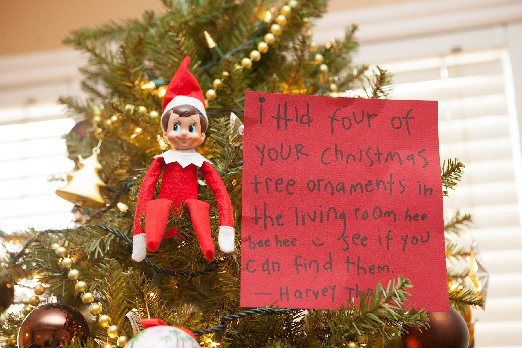 10 Fantastic Elf On The Shelf Ideas For Toddlers more than 40 easy elf on the shelf ideas 2 2021