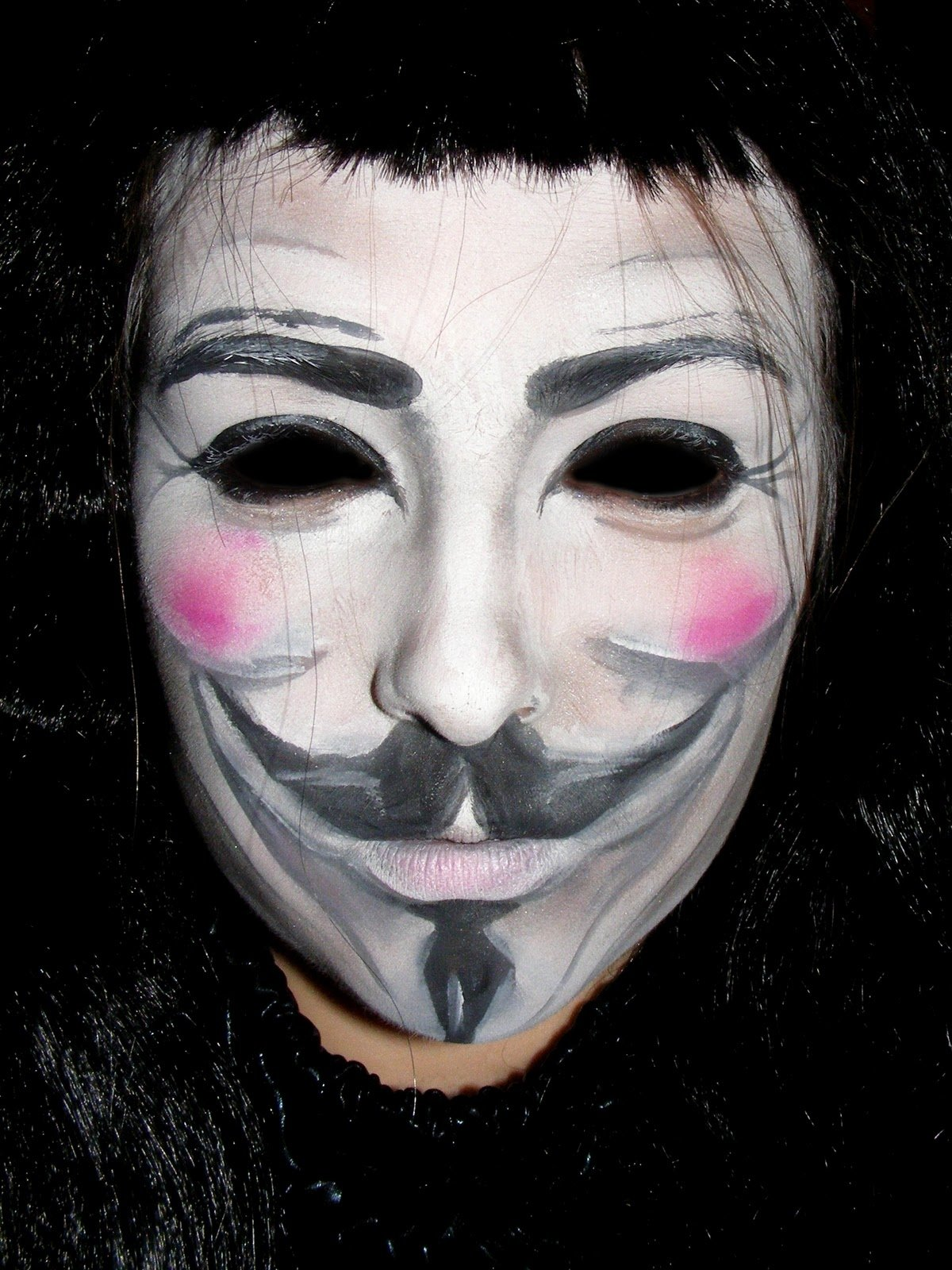10 Best Face Painting For Halloween Ideas most beautiful painting good face paint ideas halloween loversiq 2