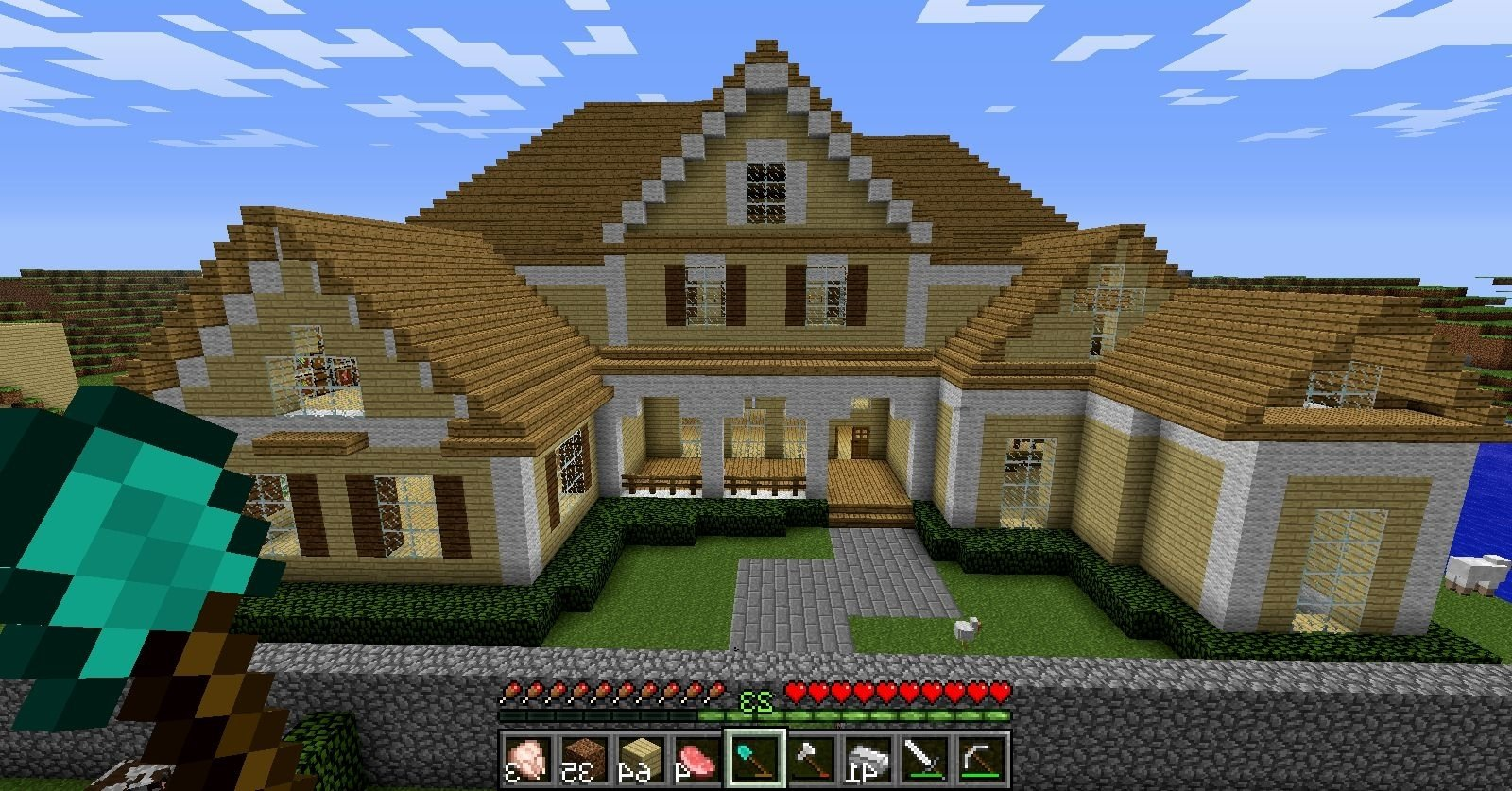 10 Wonderful Cool House Ideas For Minecraft most interesting cool houses minecraft pictures of home interior design ideas cheap wow amazing on mine craft house and planning 2020