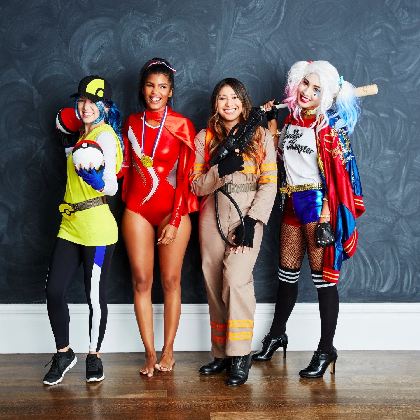 10 Gorgeous Halloween Costume Ideas For 4 People most popular halloween costumes of 2016 popsugar celebrity 2 2020