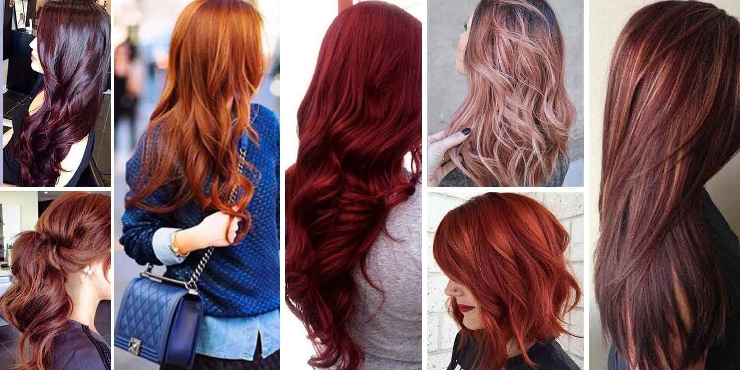 10 Ideal Hair Color Ideas For Redheads most popular red hair color shades matrix 3 2020