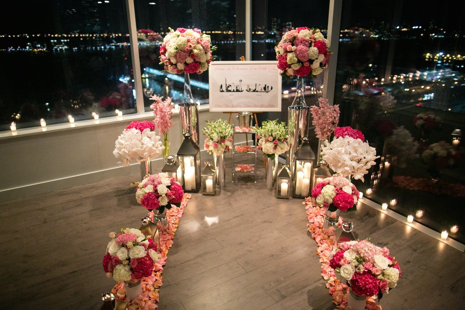 most romantic proposal idea in new york city | the heart bandits blog