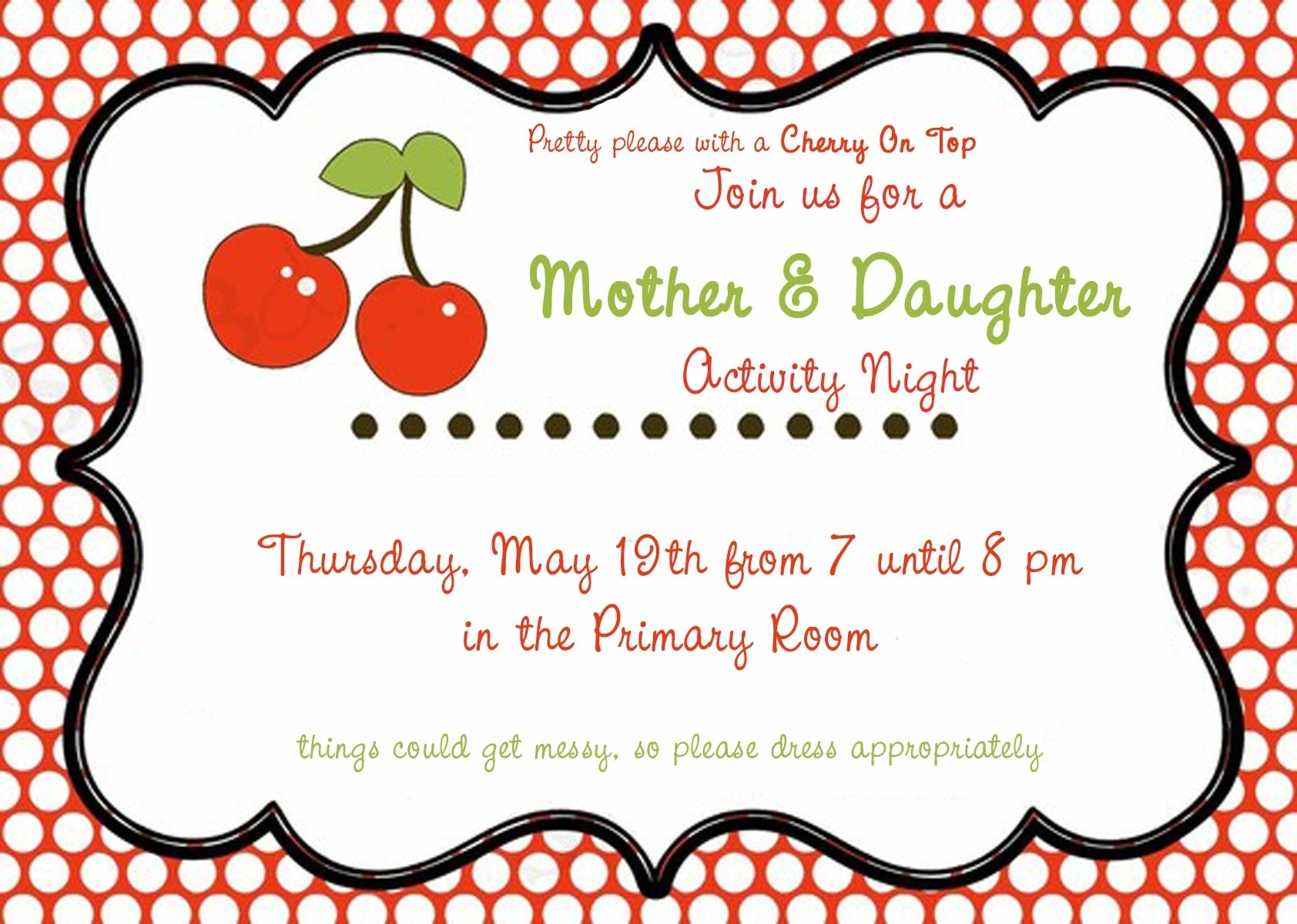10 Stylish Mother Daughter Day Out Ideas mother daughter activity with a cherry on top 2020