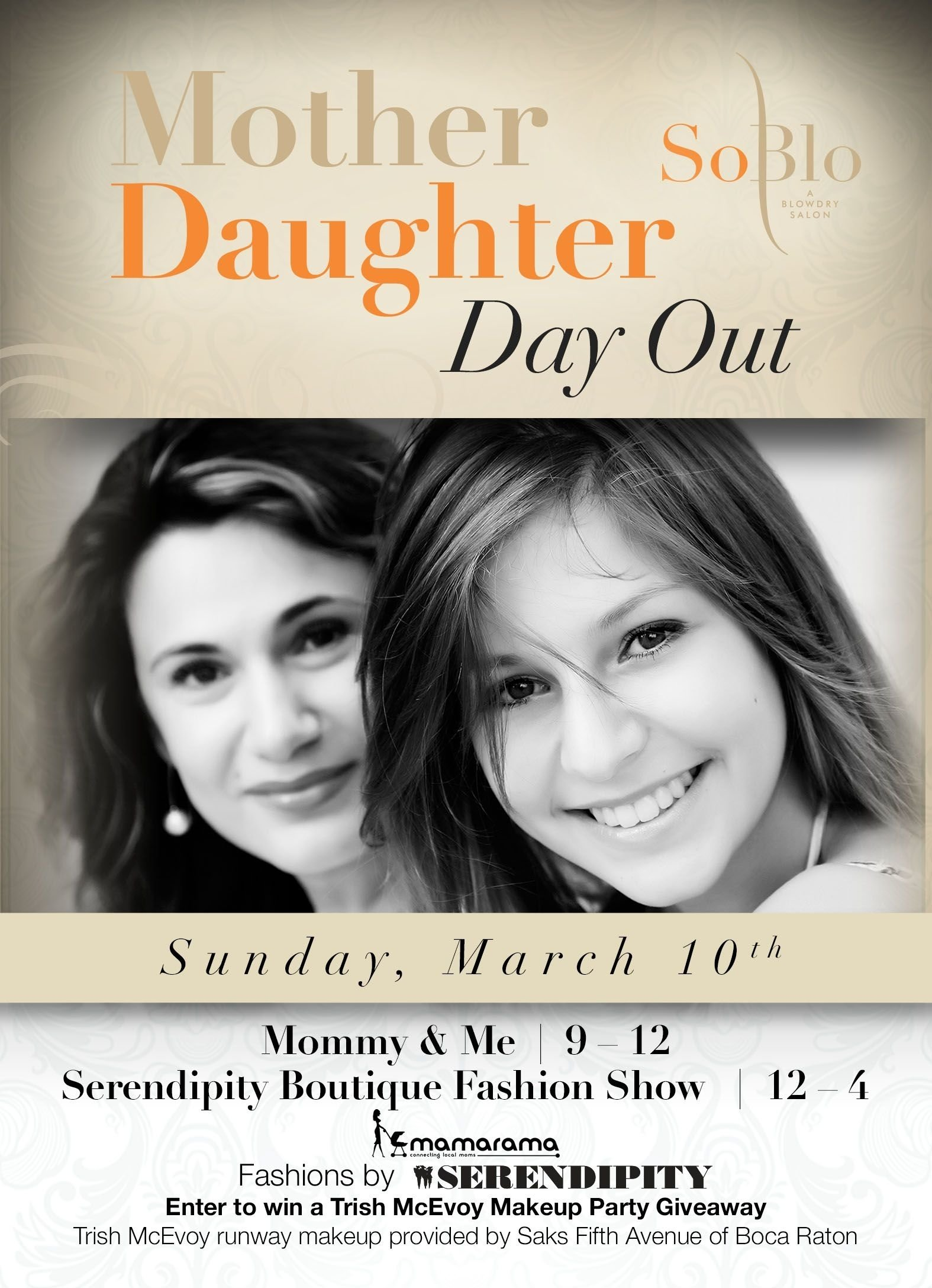 10 Stylish Mother Daughter Day Out Ideas mother daughter day out soblo boca raton gab events 360 2020