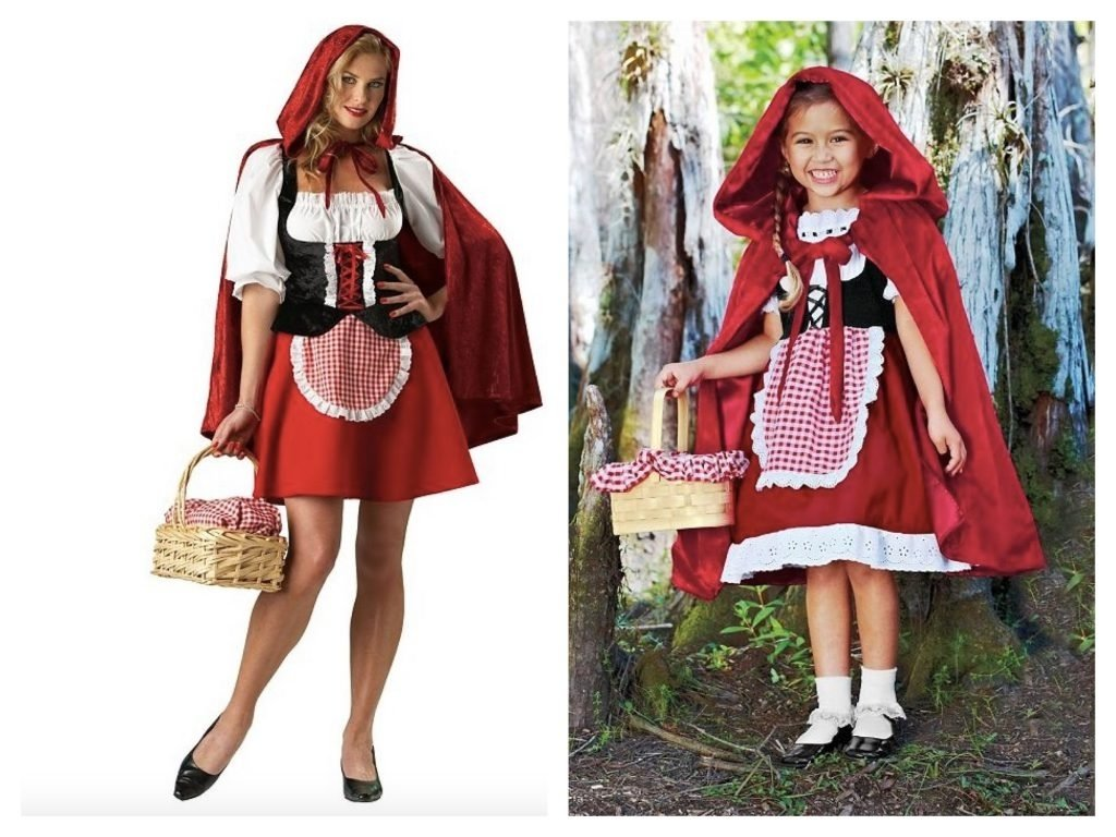 10 Most Popular Mommy Daughter Halloween Costume Ideas mother daughter matching little red riding hood costumes mommy 2020