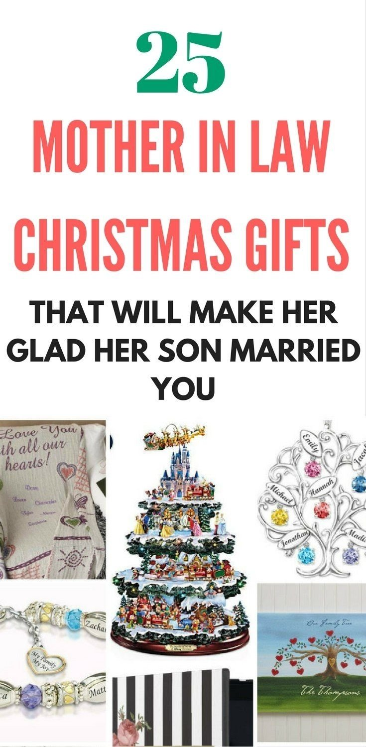 10 Ideal Christmas Gift Ideas For Mother In Law mother in law christmas gifts 2017 30 impressive christmas gift 13