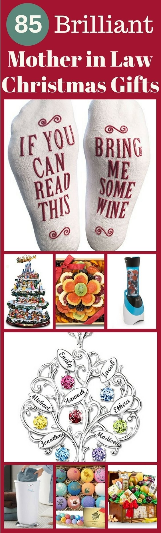 10 Lovely Mother In Law Christmas Gift Ideas