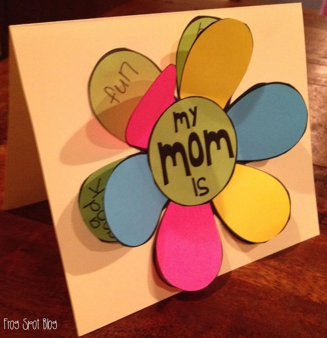 10 Perfect Cute Mothers Day Card Ideas mothers day card a flip the flap flower card for mom and mum 2020