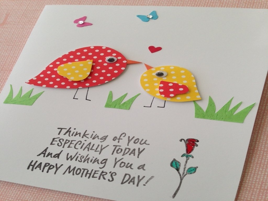 10 Perfect Cute Mothers Day Card Ideas mothers day cards ideas new cute birdie mother s day card cherie s 2020
