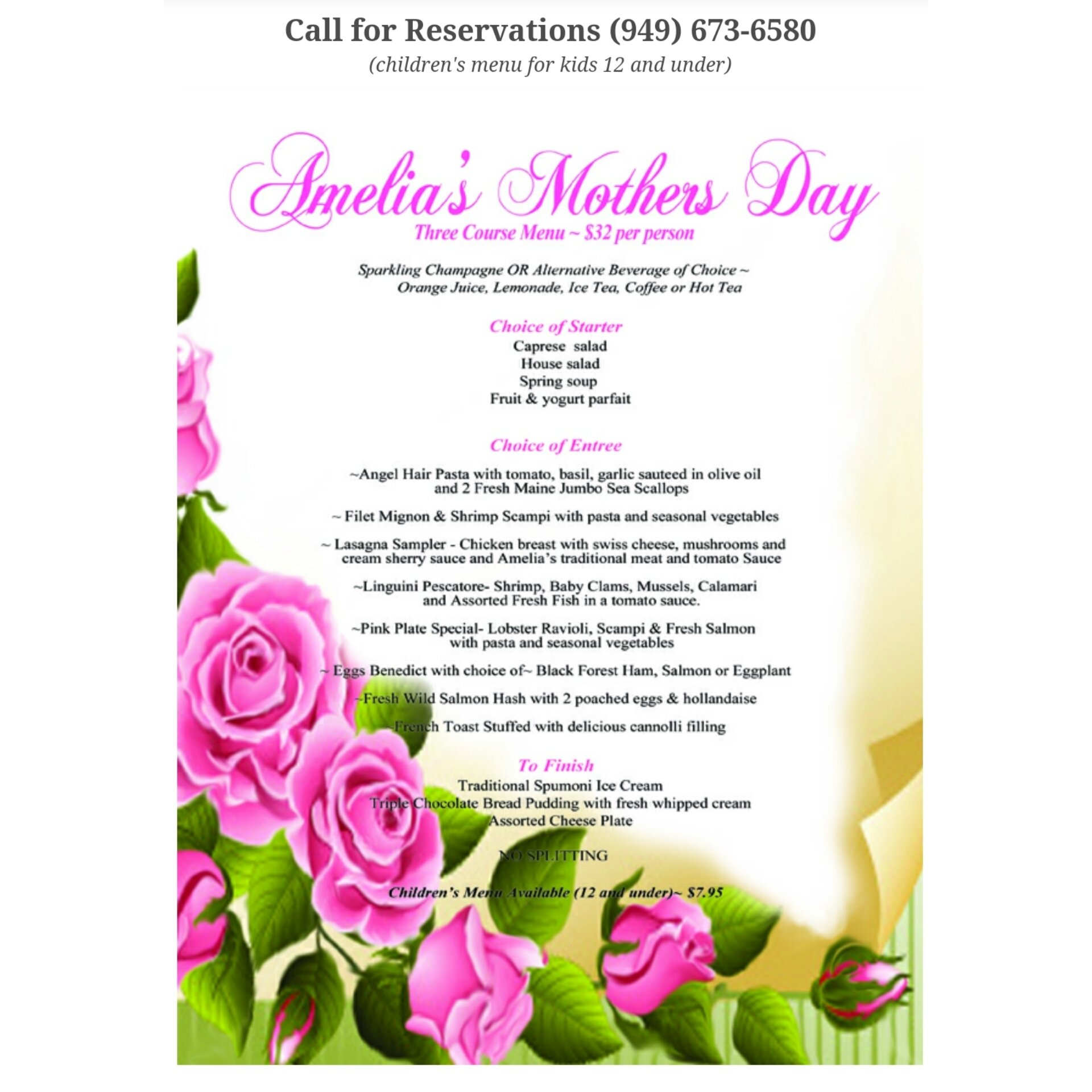 10 Perfect Mother Day Dinner Menu Ideas mothers day dining deals and gift ideas 2015 danis decadent deals 2021
