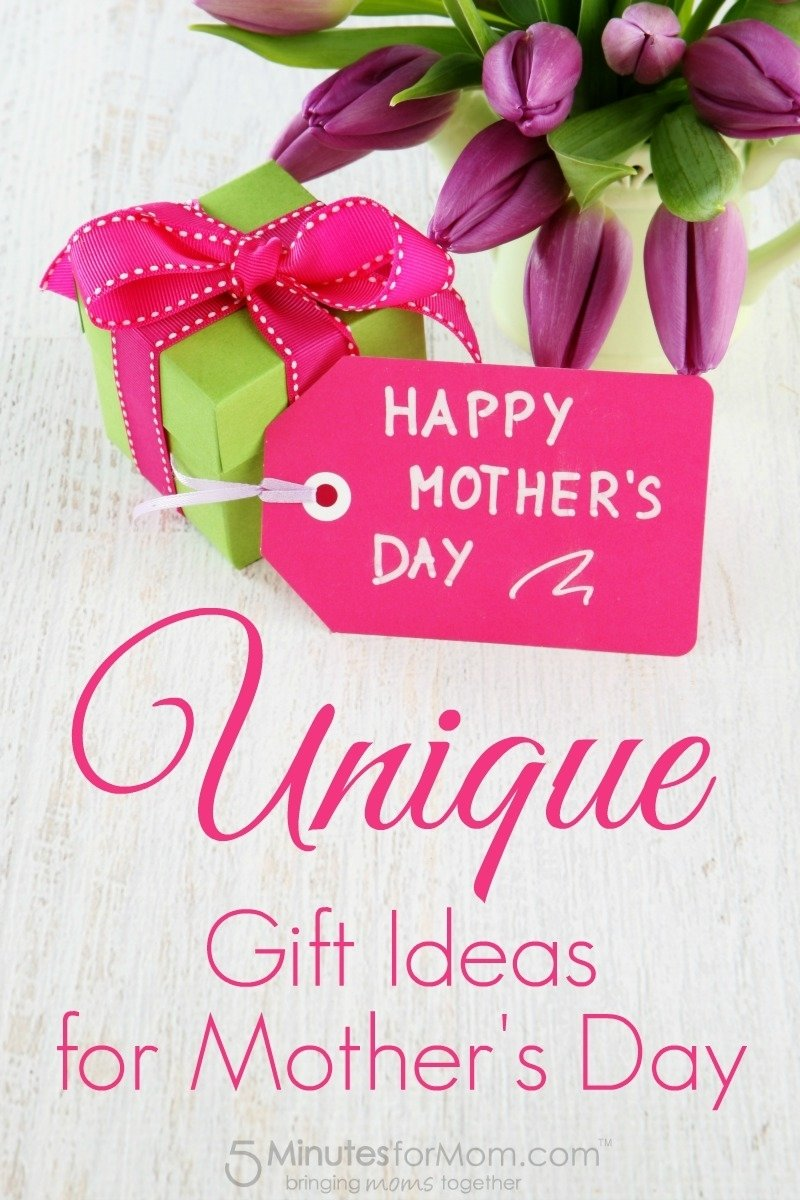 mothers day gift guide - unique gift ideas for mothers day - 5