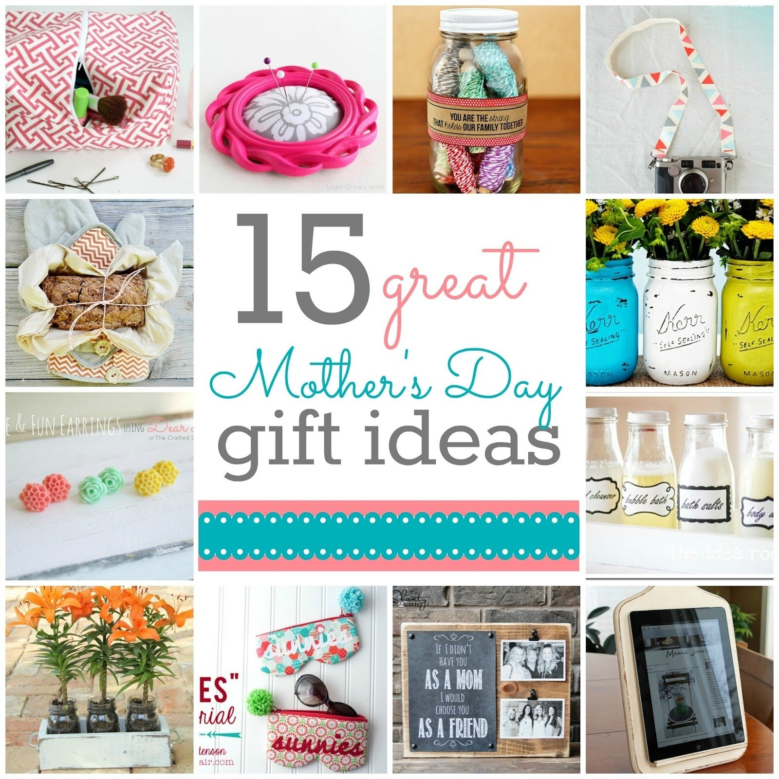 mother's day gift ideas + an epic giveaway - the crafted sparrow