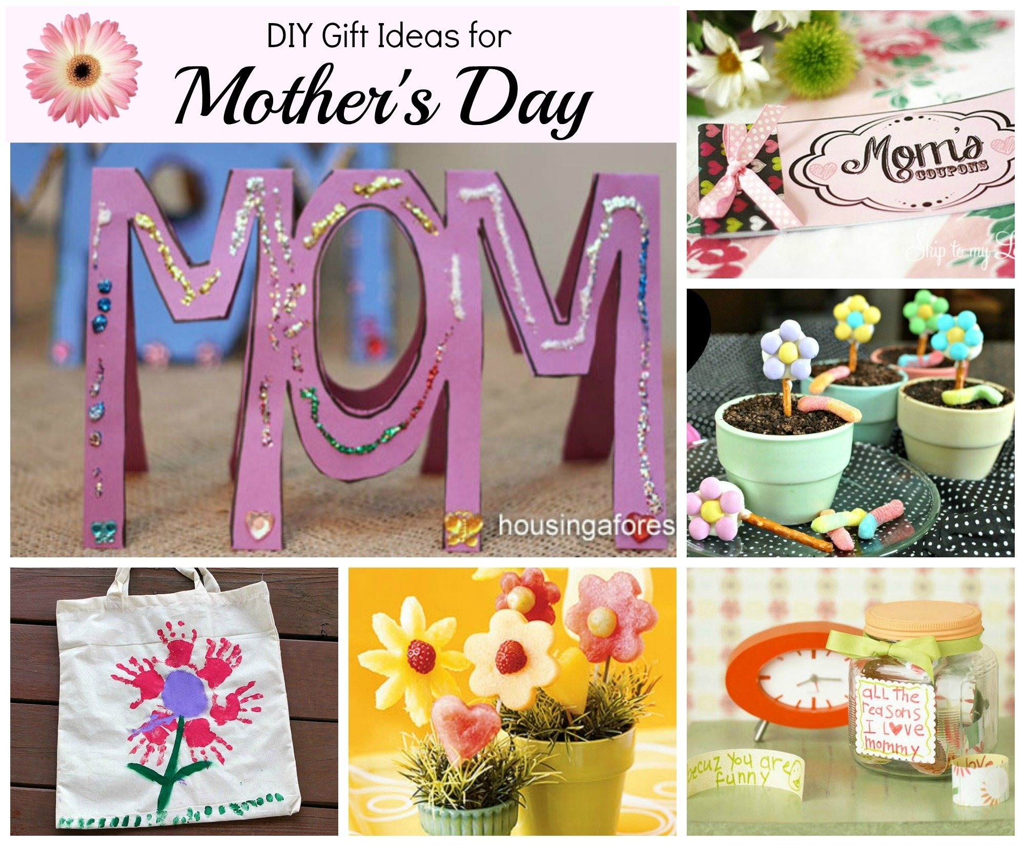 10 Awesome Diy Gift Ideas For Mom mothers day gift ideas celebrating holidays 3