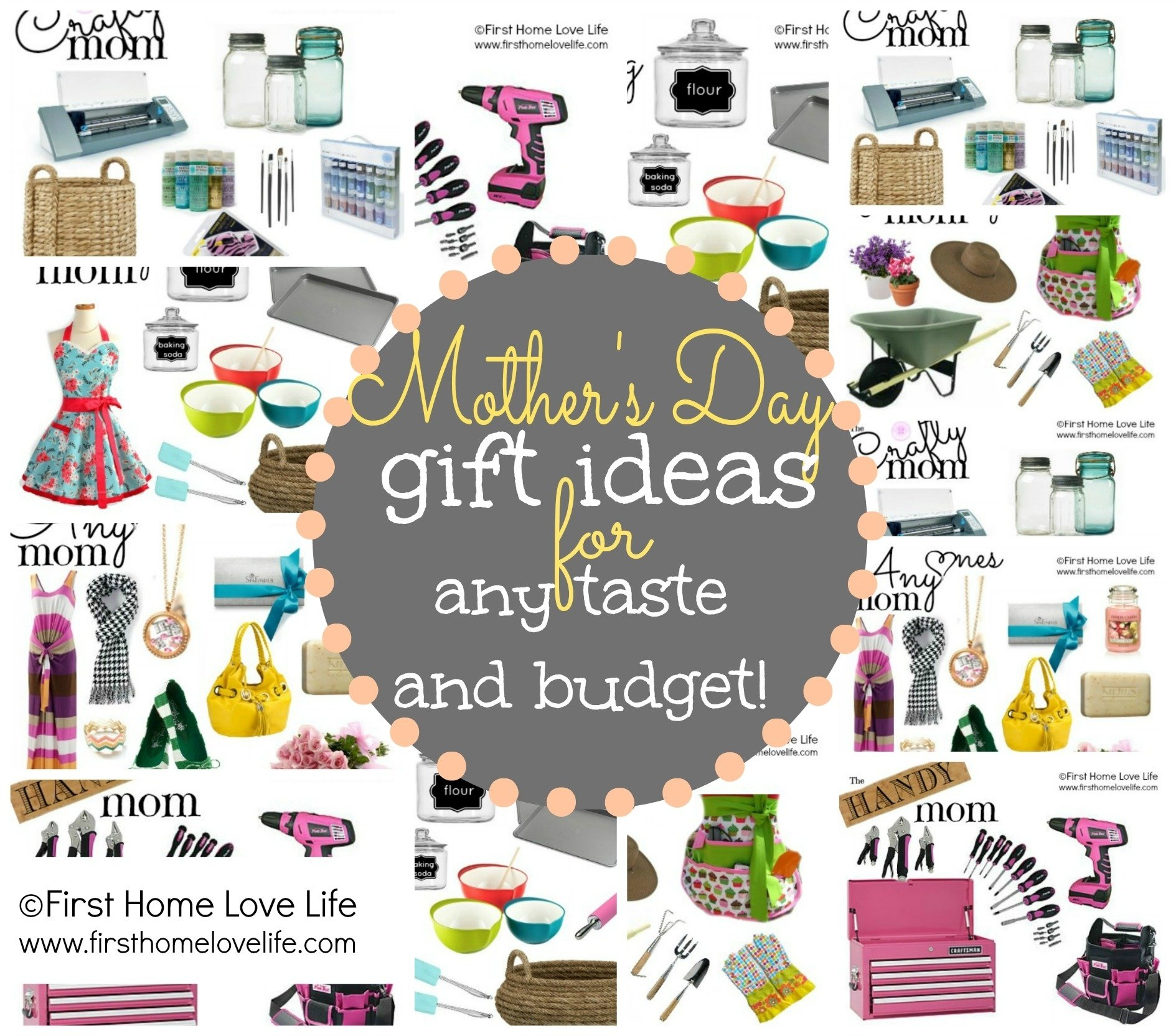 10 Attractive Ideas For Gifts For Mom mothers day gift ideas first home love life 1 2020