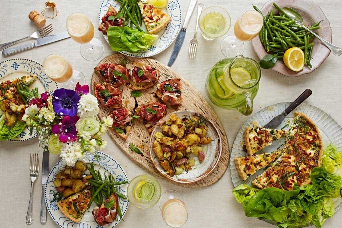 10 Perfect Mother Day Dinner Menu Ideas mothers day lunch recipes features jamie oliver 2021