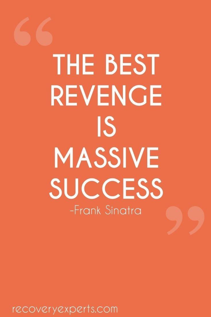 10 Pretty Revenge Ideas On Backstabbing Friends motivational quotesthe best revenge is massive success https 2020