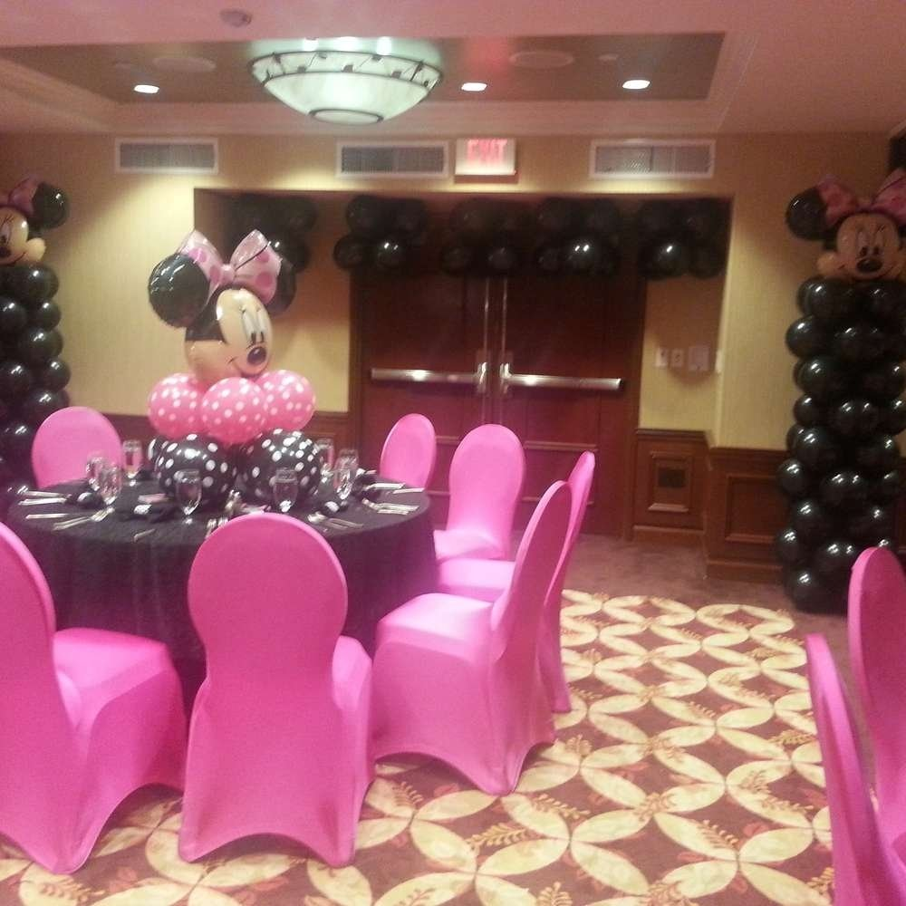 10 Beautiful Baby Minnie Mouse Party Ideas mouse party decoration ideas 2020