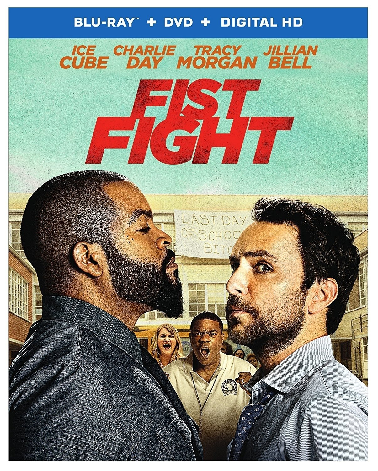 movie review-fist fight (blu ray) | wickedchannel
