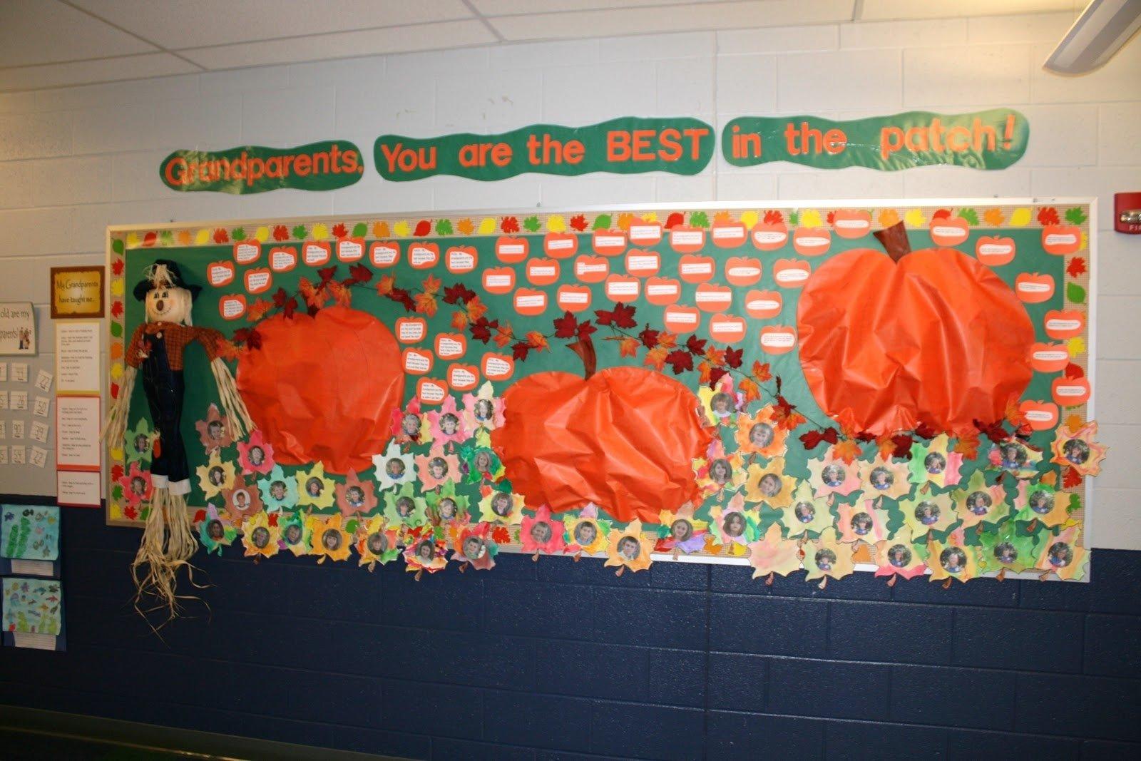 10 Great Pumpkin Patch Bulletin Board Ideas mrs butterfields first grade pumpkin patch bulletin board 2021